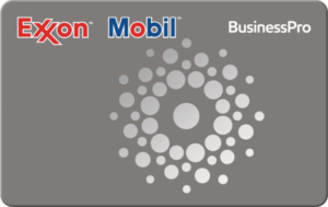 ExxonMobil BusinessPro card